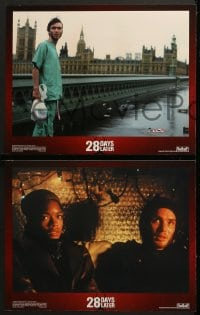 5w014 28 DAYS LATER 8 LCs 2003 Cillian Murphy vs. zombies in London, directed by Danny Boyle!