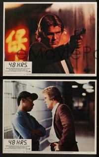 5w016 48 HRS. 8 LCs 1982 Nick Nolte & Eddie Murphy, crime classic directed by Walter Hill!