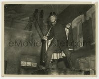 5x037 ABBOTT & COSTELLO MEET DR. JEKYLL & MR. HYDE 8x10 still 1953 Boris Karloff as monster Hyde!