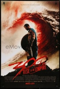 6r003 300: RISE OF AN EMPIRE advance DS 1sh 2014 March 2014 style, sword & sandal action!