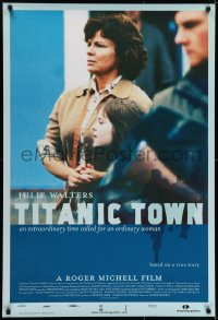 6r919 TITANIC TOWN DS 1sh 1999 Ireland IRA, extraordinary time called for an ordinary woman!