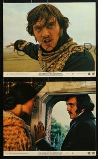 7d068 CHARGE OF THE LIGHT BRIGADE 8 8x10 mini LCs 1968 David Hemmings & Vanessa Redgrave!