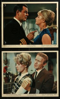 7d013 TICKLISH AFFAIR 12 color 8x10 stills 1963 sexy Shirley Jones, Gig Young, Red Buttons, Jones!