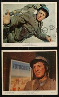 7d015 WEEKEND AT DUNKIRK 12 color 8x10 stills 1965 Jean-Paul Belmondo, Catherine Spaak, World War II