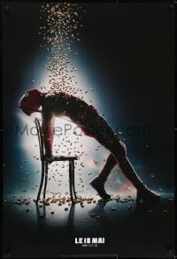 7f023 DEADPOOL 2 style C teaser DS Canadian 1sh 2018 Reynolds, wacky parody image from Flashdance!