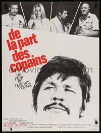 7f077 COLD SWEAT French 23x31 1970 Charles Bronson, Liv Ullman, Terence Young, Rene Ferracci art!