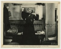 7h045 20th CENTURY 8x10 still 1934 great c/u of John Barrymore as Oscar Jaffe in his monogram robe!