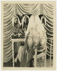 7h084 ANN HARDING 8x10.25 still 1930s showing long blonde hair that claims her distinctive beauty!