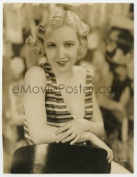 7h122 BESSIE LOVE 7.25x9.5 still 1930 the petite, charming MGM player starring in Good News!