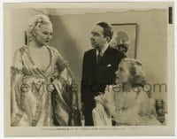 7h159 BOTTOMS UP 8x10 still 1934 pretty Thelma Todd with Pat Paterson & Herbert Mundin!