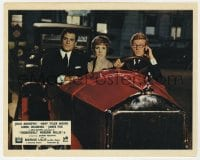 7h040 THOROUGHLY MODERN MILLIE color English FOH LC 1967 Julie Andrews, James Fox & Gavin in car!