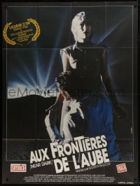 7y853 NEAR DARK French 1p 1987 vampires can only kill you once, but they can terrify you forever!