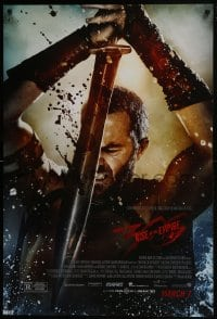 8a013 300: RISE OF AN EMPIRE advance DS 1sh 2014 March 7 style, sword & sandal action!