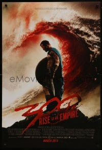 8a012 300: RISE OF AN EMPIRE advance DS 1sh 2014 March 2014 style, sword & sandal action!