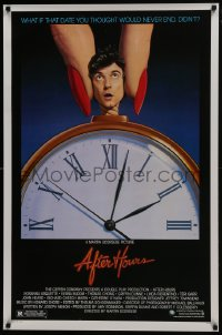 8a030 AFTER HOURS style B 1sh 1985 Martin Scorsese, Rosanna Arquette, great art by Mattelson!