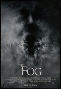 8a323 FOG int'l advance DS 1sh 2005 Ruper Wainwright, creepy image of face in the fog!