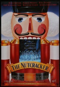 8a339 GEORGE BALANCHINE'S THE NUTCRACKER 1sh 1993 Macaulay Culkin in classic ballet, art and image!