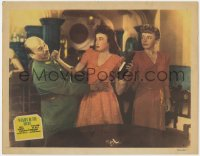 8c027 WOMEN IN THE NIGHT Mexican LC 1948 Japanese men force women to work in a brothel in WWII!