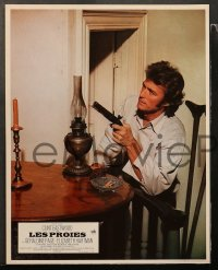 8c035 BEGUILED 6 style A French LCs 1971 Clint Eastwood & Geraldine Page, Don Siegel!
