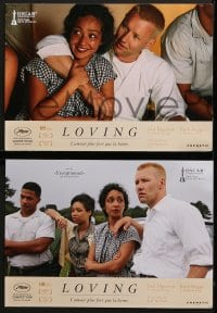8c022 LOVING 10 Swiss LCs 2017 Joel Edgerton AND Ruth Negga as... Richard Loving?
