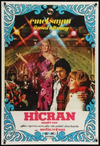 8t033 HICRAN Turkish 1971 great images of cast and sexiest Emel Sayin in the title role as Arin!