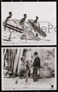 9a019 BIG WEDNESDAY 37 8x10 stills 1978 John Milius surfing classic, Busey, Jan-Michael Vincent!