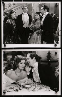 9a024 CAMILLE 35 8x10 stills R1960s MANY great images of Greta Garbo, Taylor, Lionel Barrymore!