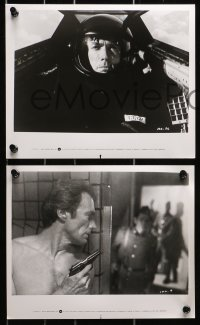 9a014 FIREFOX 40 8x10 stills 1982 Clint Eastwood is the most devastating killing machine ever built!