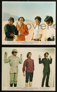 9a049 HEAD 12 color 8x10 stills 1968 The Monkees, Peter Tork, Davy Jones, Micky Dolenz, Nesmith!