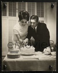9a043 NORMAN ALDEN 30 deluxe from 7.25x8.5 to 8x10 stills 1966 getting married to Sharon Alden!