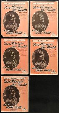 Sunday auctions for Konigin der nacht film