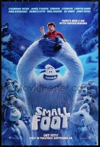 9g901 SMALL FOOT advance DS 1sh 2018 Abominable Snowman, there's a myth-understanding, get Yeti!