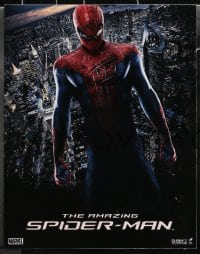 9k012 AMAZING SPIDER-MAN 10 LCs 2012 Andrew Garfield in the title role, Emma Stone, Rhys Ifans!