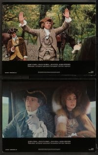 9k001 BARRY LYNDON 25 LCs 1975 Stanley Kubrick, Ryan O'Neal, romantic war melodrama, MANY images!