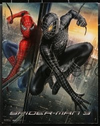 9k018 SPIDER-MAN 3 10 LCs 2007 Sam Raimi, Tobey Maguire, Kirsten Dunst, James Franco!