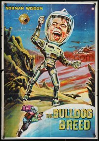 9t062 BULLDOG BREED Turkish 1960 sailor Norman Wisdom is recruited to be an astronaut!