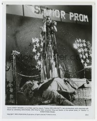 1a170 CARRIE 8x10.25 still 1976 best scene of Sissy Spacek covered in blood at the prom!
