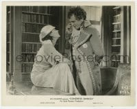 1a199 CONGRESS DANCES 8x10.25 still 1932 Conrad Veidt with monocle looking at Lilian Harvey!