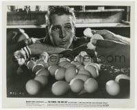 1a202 COOL HAND LUKE 8x10 still 1967 best close up of Paul Newman in classic egg eating scene!