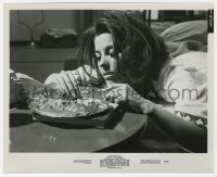 1a923 VALLEY OF THE DOLLS 8x10 still 1967 close up of strung out Barbara Parkins with drugs!