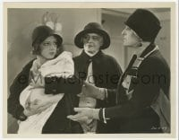 1a965 WICKED 8x10.25 still 1931 angry Elissa Landi shields her baby from two older women!