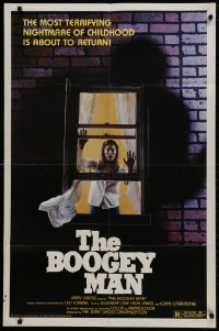 1b154 BOOGEY MAN 1sh 1980 the most terrifying nightmare of childhood is about to return!