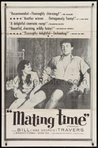 1b160 BRIDAL PATH 1sh 1959 Scottish Bill Travers is chased by many women in The Mating Game!