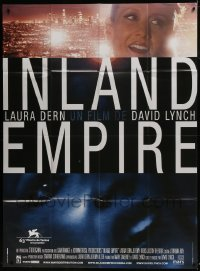 1c683 INLAND EMPIRE French 1p 2007 Laura Dern, Jeremy Irons, directed by David Lynch!