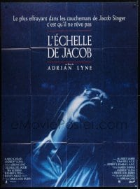 1c694 JACOB'S LADDER French 1p 1991 Vietnam vet Tim Robbins lives a nightmare, different image!