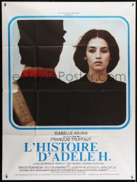 1c919 STORY OF ADELE H. French 1p 1975 Francois Truffaut's L'Histoire d'Adele H., Isabelle Adjani