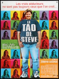 1c934 TAO OF STEVE French 1p 2001 why do women find Donal Logue irresistible?