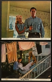 1d234 PRETTY POISON 8 color 11x14 stills 1968 psycho Anthony Perkins & crazy Tuesday Weld!