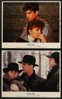 1d204 MRS. SOFFEL 8 LCs 1985 Gillian Armstrong, images of Diane Keaton & Mel Gibson!