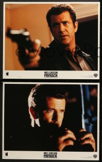 1d225 PAYBACK 8 LCs 1998 get ready to root for the bad guy Mel Gibson, great images!